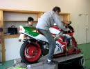 【バイク】 NSR250R MC28 排気音を堪能して見る