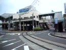 京阪京津線 上栄町-浜大津間 側面展望