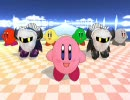 【MikuMikuDance】星のカービィ鏡の大迷宮でLove & Joy