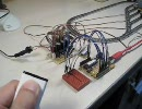 Arduino + Apple Remote で鉄道模型を操作してみた