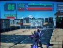 バーチャロンフォース対戦動画 Γ(R)+E2 vs 火(嵐)+512A/c