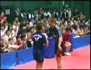 【卓球】SC 2002 第3節7位決定戦 クレアンガVSフランツ