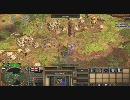 AOE3 プレイ動画 konakona 少尉イギリスミラー