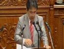 2010/06/16衆院本会議・ 赤澤亮正(自民)缶内閣不信任決議案主旨説明
