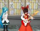 【MMD】春香 やよい キラメキラリ【アイドルマスター】