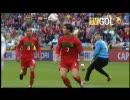 <ワールドカップ>ポルトガル VS 北朝鮮<GroupG>