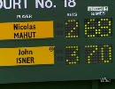 ウインブルドン テニス史上最長11時間の試合