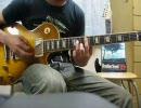 B'z ONEをギターで弾いてみた。