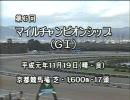 【高画質版】激闘鼻差 1989年 マイルCS オグリキャップ バンブーメモリー