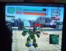 バーチャロンフォース対戦動画 512A+512A(氷) vs Γ/r(R)+戦/r