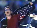 U2 - Where The Streets Have No Name【Super Bowl Live 2002】
