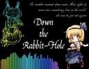 【東方自作アレンジ】Down the Rabbit-Hole【不思議の国のアリス】