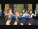 【MikuMikuDance】とある4人でH@ppy_Together!!! 【ステージ配布】