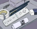 機動戦士ガンダムSEED DESTINY ケンコウな生活 Wii発売記念FLASH