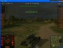 World of Tanks [WoT] プレイ動画