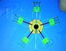 phunで星型五気筒バネエンジンを作ってみた