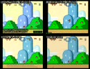 スーパーマリオワールドRTA 4画面比較動画(1画面TAS) thumbnail