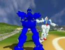 【MMD】戦慄のブルー