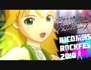 【NRF2010】 アイドルマスター 美希 千早 伊織 Sweet Temptation (Short Edit)