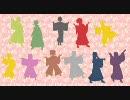 """PE'Z """"Shower of Blossom(Hanafubuki)"""""""