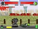 仮面ライダー555の格闘ゲーム制作 経過報