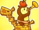 【Lily】りんごりらっぱんつみきりん