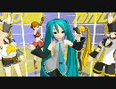 【第5回MMD杯本選】ハニハニダンス MMD 2010