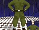 【MMD】腰ふりダンスするドイツさんをカメ