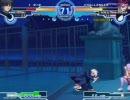 10/08/10 MBAACC TTK(Hシオン) vs RMM(C七夜) 38戦ガチ part.9