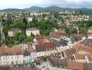 オーストリア・メルク修道院からの眺め
