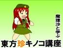 魔理沙と学ぶ東方珍キノコ講座8