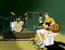 【手書きテニス】トイレの消臭力×立海