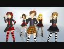 "Cyndi Wang ""Honey"" feat. Mami, Haruka, Miki, Yukiho and Ritsuko"