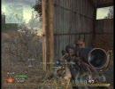 Xbox360 MW2 枯れた声で実況プレイ~隠密行動~