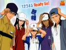 【テニスの王子様】 12345Ready Go! (脱帽)