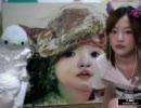 ☆段ボールに油彩で描く★ネコ帽子1回目☆Part8