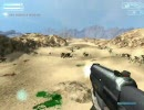 Starship Troopers PCゲーム ステージ3-1