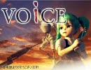 【ニコカラ】 VOiCE 【3DPVっぽい何か】