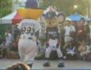 ドアラも最後はみんなで『DreamPark~野球場へゆこう』を踊ってみた