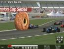 (GTR2) 巨大ドーナツ 対 F1 & プロトタイプカー