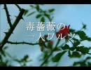【重音テト】毒薔薇の一人ワルツ【ピアノ弾き語り風オリジナル】
