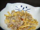 【豚肉とサツマイモ】メープルシロップオーブン焼き【作ってみた】