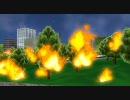 【MMD】アニメっぽい表現の炎