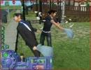 Sims2で電王家を作ってみた thumbnail