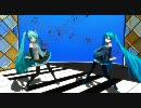【MMD】らぶ式とXSで ルカルカ★ナイトフィーバー【MME】