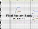 【MIDI】 FF1バトル全曲 -ファミコン・プ