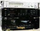 約20年前にLPを録音したテープの再生 (Twi