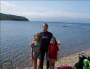 ポポヴァ島(ロシア、ウラジオストクの南)