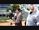 (1/2) 10月31日 尖閣侵略を糾弾!売国民主党を許さないぞ!