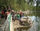 中国の日常風景 @大連労働公園